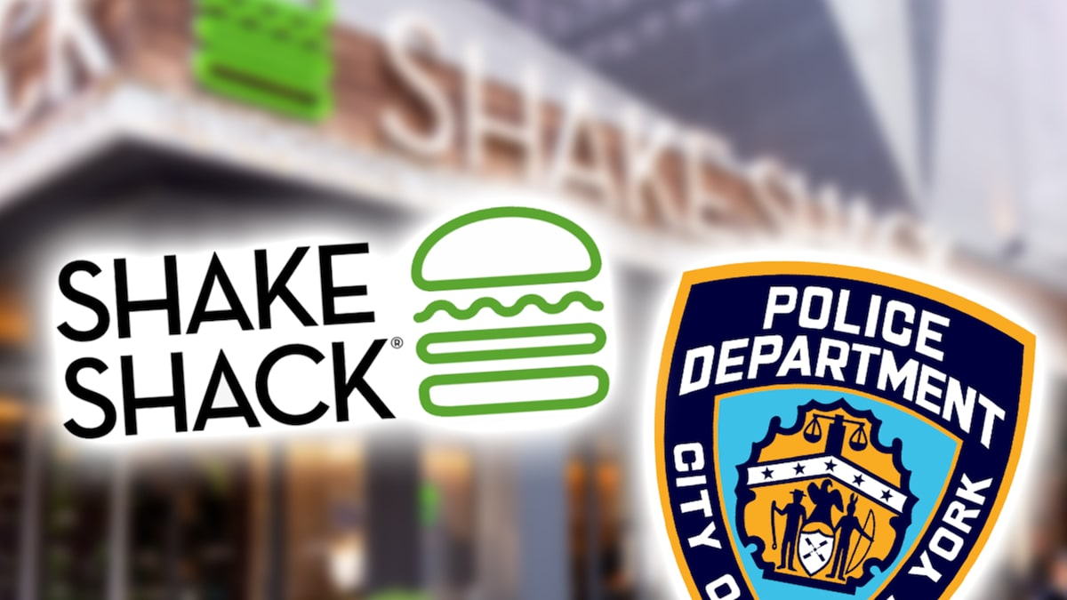 Shake Shack Manager Sues NYPD Cops Who Accused Him of Spiking Drinks