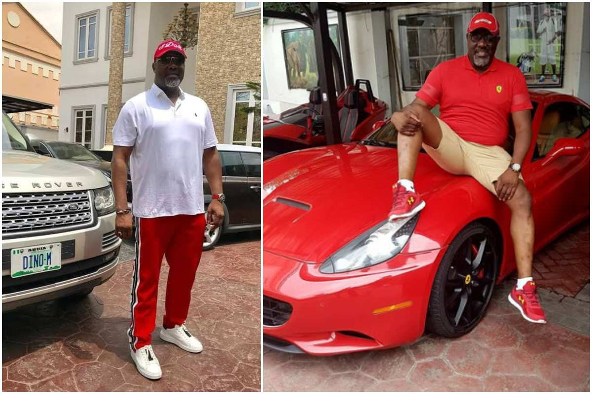 """""""You dial trouble"""" – Dino Melaye to take legal action against Car Dealer who called him out over unpaid debt"""