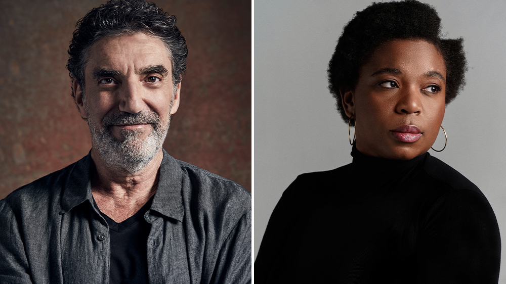 Showstopping Scribes From Chuck Lorre to Katori Hall Pull Back the Curtain on the Craft of Writing