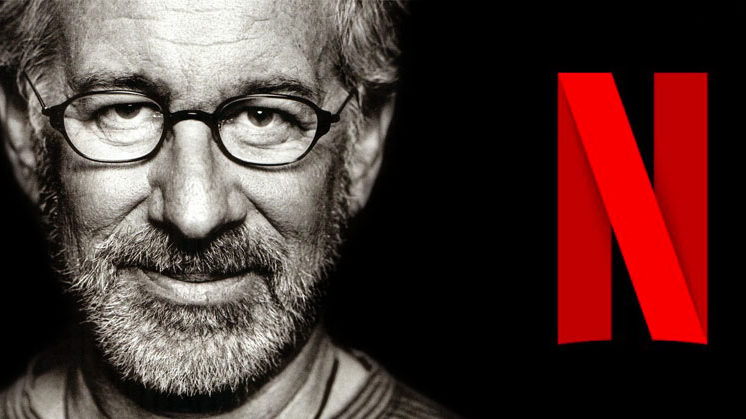 Steven Spielberg signs major streaming deal with Netflix