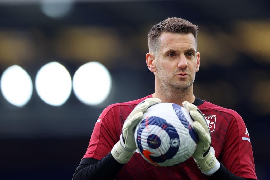 Tom Heaton Has Signed Today His Pre-Contract Until June 2023 As New Manchester United player