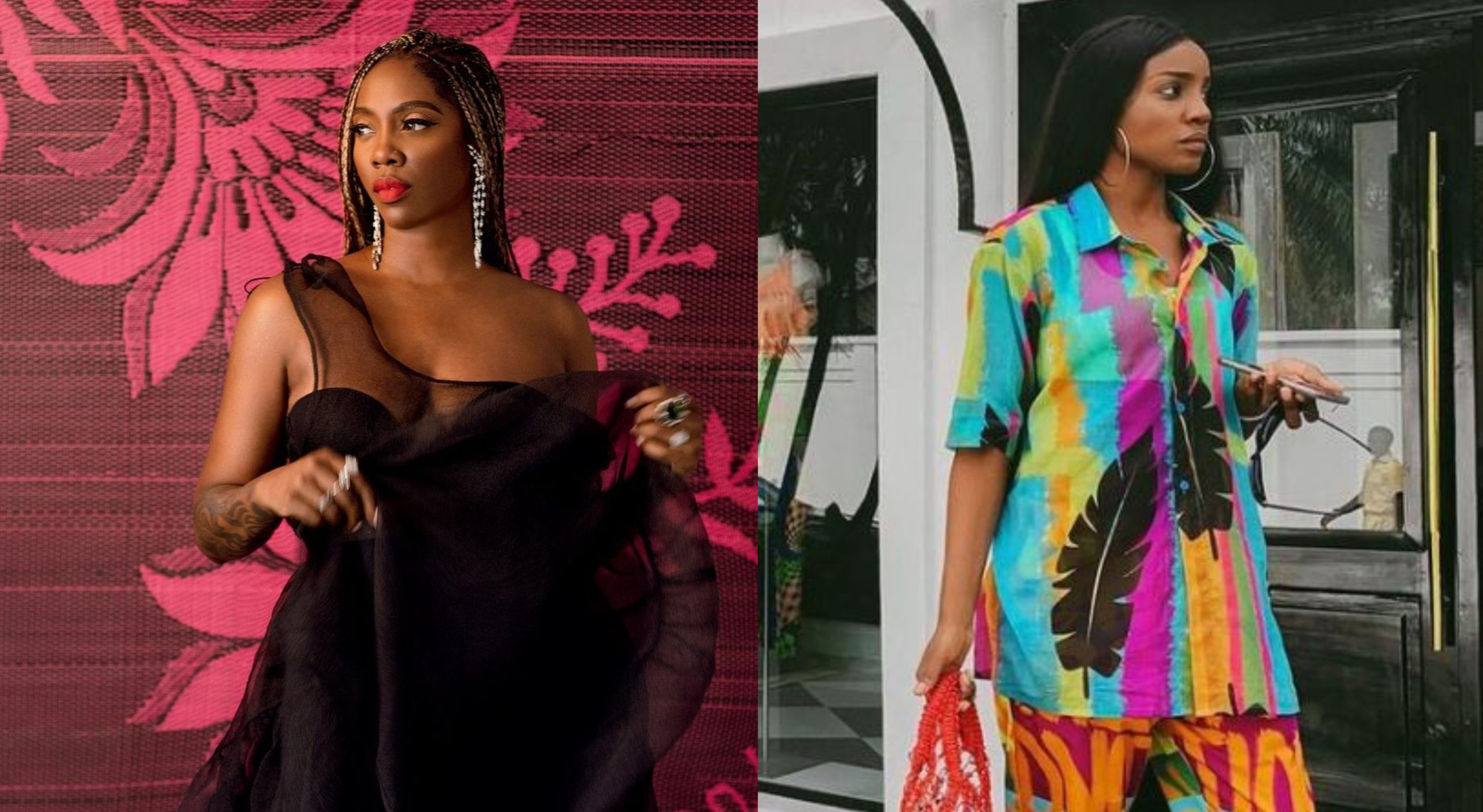 Why Tiwa Savage and Seyi Shay fought today