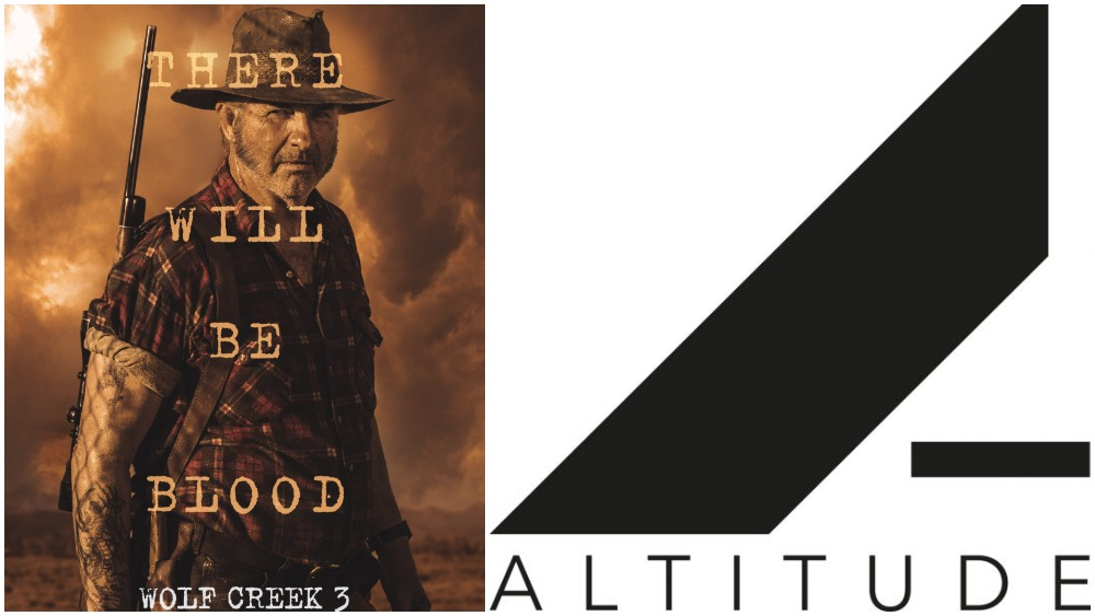 'Wolf Creek 3' to be Sold at Cannes Market by Altitude Film Sales