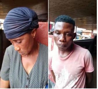 Grandmother Who Uses Her 7-year-old Granddaughter As Sex Slave Arrested In Imo