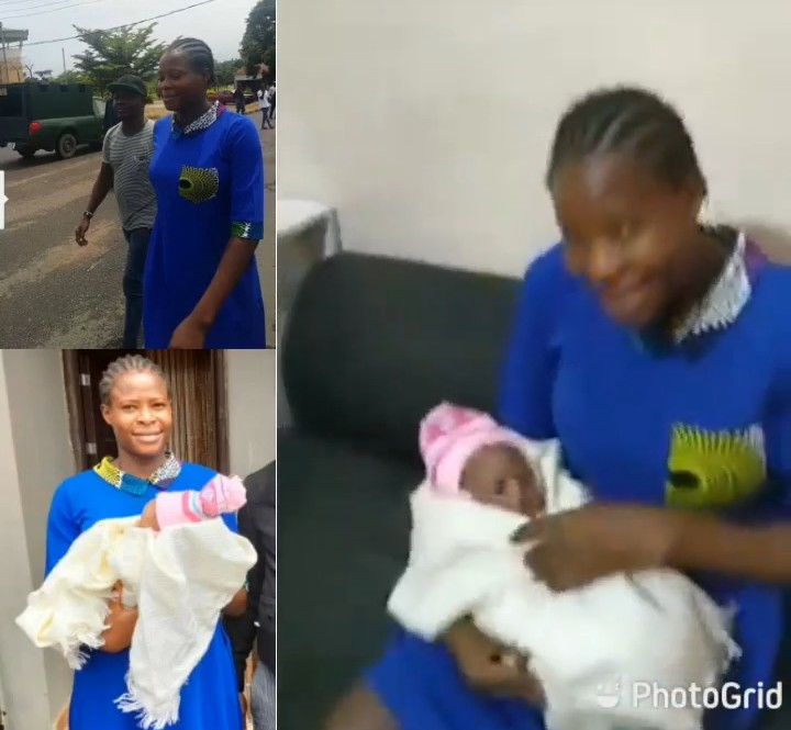 Nigerians Blast Court, FG For Imposing N10m Bail On 18-year-old #EndSARS Protester Who Gave Birth In Prison
