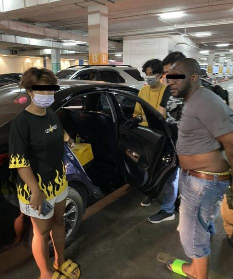 Nigerian Man Nabbed With Cocaine In Thailand (Photos)