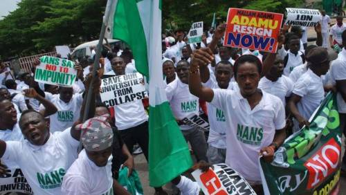 Nigerian Students' Leader, Asefon Is On His Own, He Can't Suspend June 12 Protest — South-West Students