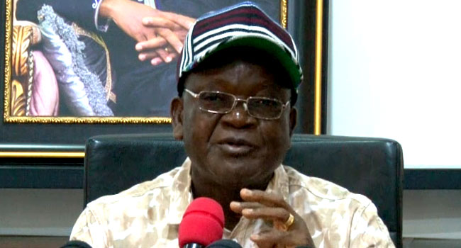 Governor Ortom Reveals Condition To Give Land To Fulani Herders In Benue
