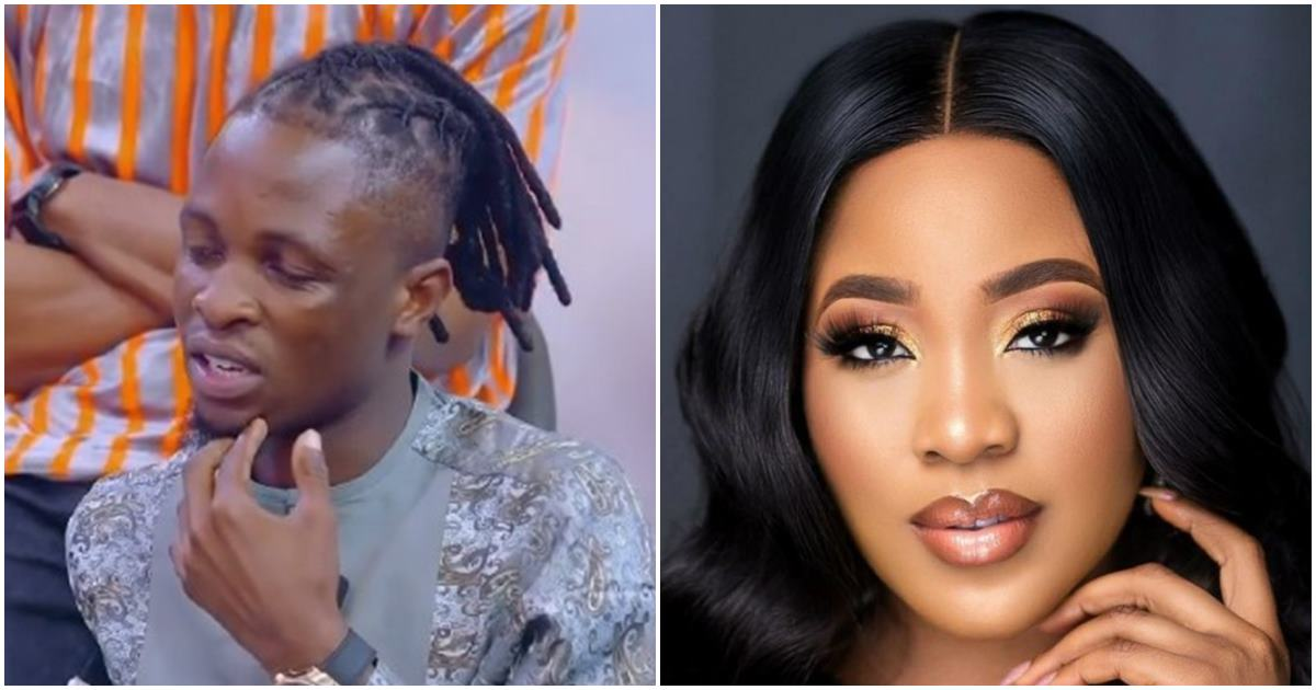 """""""What happened could have been avoided or probably, mended"""" -Laycon speaks on beef with Erica (Video)"""