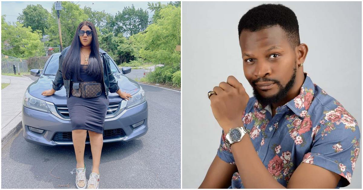 """""""I would rather leave Nigeria than allow Nkechi Blessing kiss me on any movie set""""-Actor, Uche Maduagwu"""