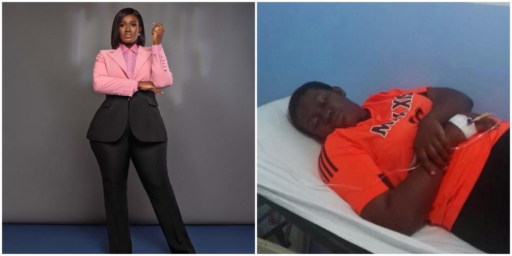 Why I attempted to commit suicide in 2018 – Comedian Real Warri Pikin opens up as she shares throwback photo