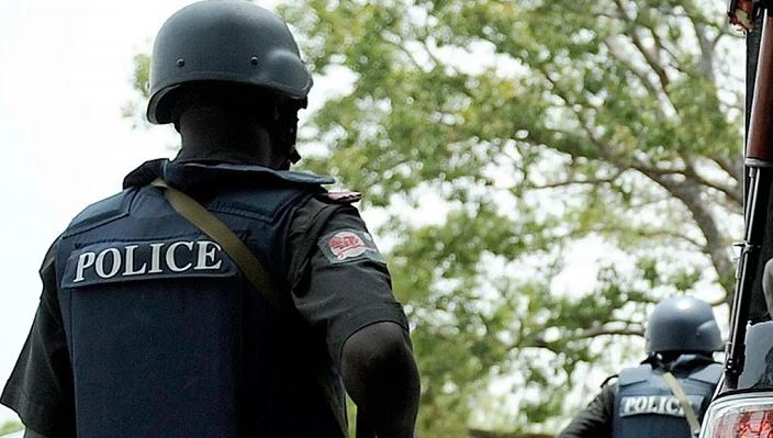 Tears Flow Freely As Policeman Who Was Killed By Kidnappers Is Buried In Ekiti