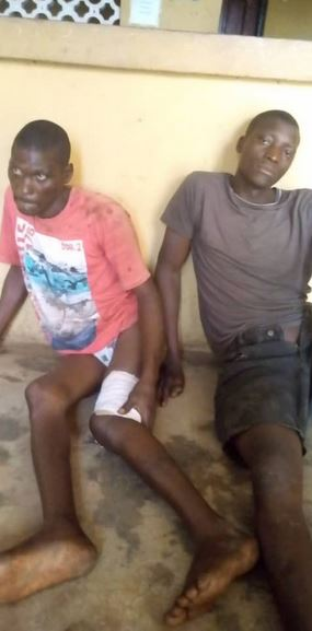 Robbers Involved In Ghastly Accident While Escaping With A Victim's Vehicle