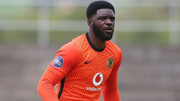 'Blaming Akpeyi Is Unwarranted ' – Akinroyeje Won't Accept Criticism Of Kaizer Chiefs Goalkeeper