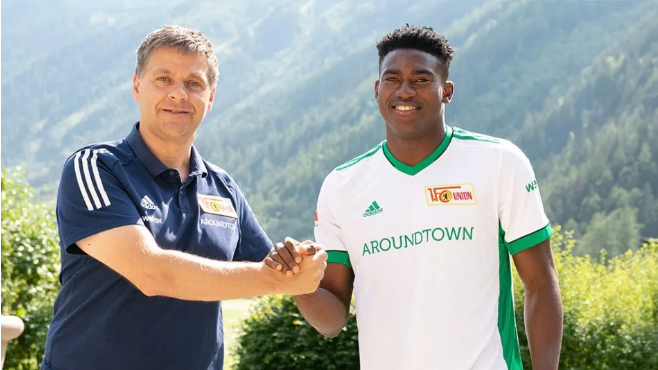 'It Was A Good Thing'- Awoniyi Reveals Klopp's Support For Union Berlin Move