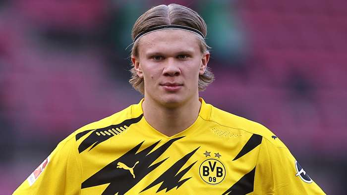 'Ready For The Journey' – Chelsea-Linked Haaland Drops Dortmund Stay Hint As He Arrives For Pre-Season