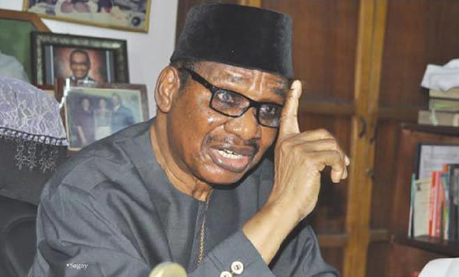 Sagay Backs Southern Governors, Says Presidency Must Come To South In 2023