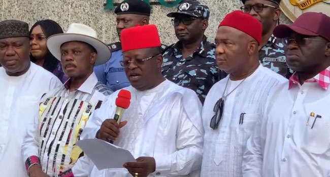 Why South-East PDP Govs Are Considering Defection To APC