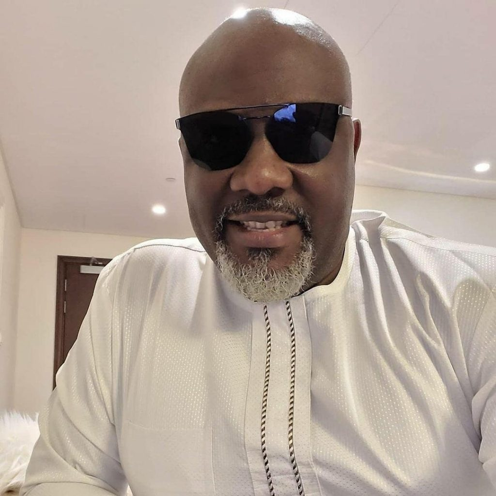 Dino Melaye Reacts To Onochie's Rejection