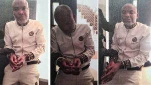 How Nnamdi Kanu Was Chained To Floor For 6 Days By Kenyan Security Operatives – SR