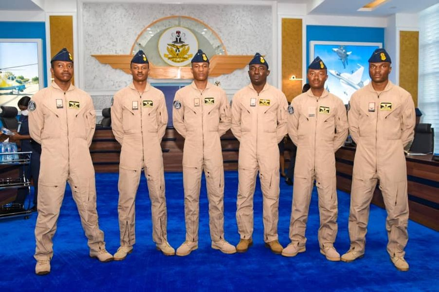 Air Force Wings 6 New Helicopter Pilots, Assures Of Sustained Air Power Delivery