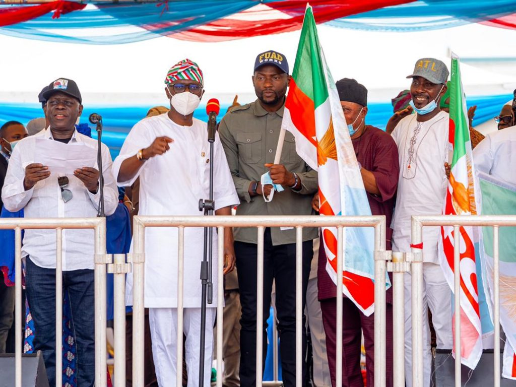 Replicate APC Victories In Our LG Poll, Sanwo-Olu Tells Candidates