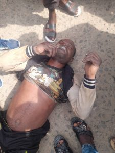 Suspected Cultists Kill MOSIEND Leader 'Big J' In Bayelsa (Graphic Photos)