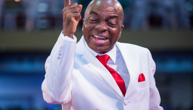 I Refused Moving To US In 1987 – Oyedepo Blasts Nigerians Suffering Abroad