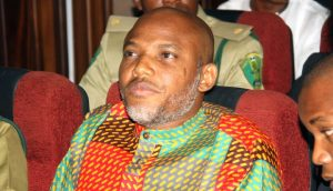 Nnamdi Kanu To Appear In Court On Monday Despite Judges' Vacation