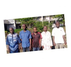 Police Arrest 5 Gay Men For Gang-Raping A Boy In Kano (Photo)