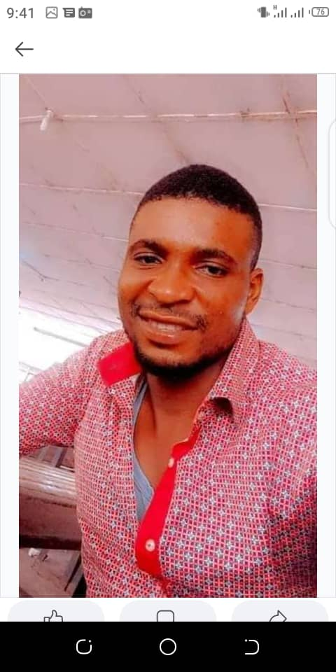 Job Boutros Eteng: Missing UNICAL Final Year Student (Photo)