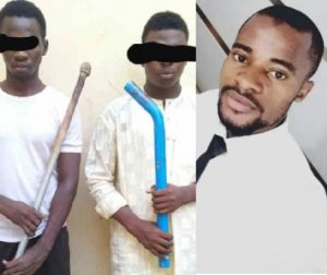 Househelp & 3 Others Arrested Over The Murder Of Banker, Hassan Salihu (Pictures)