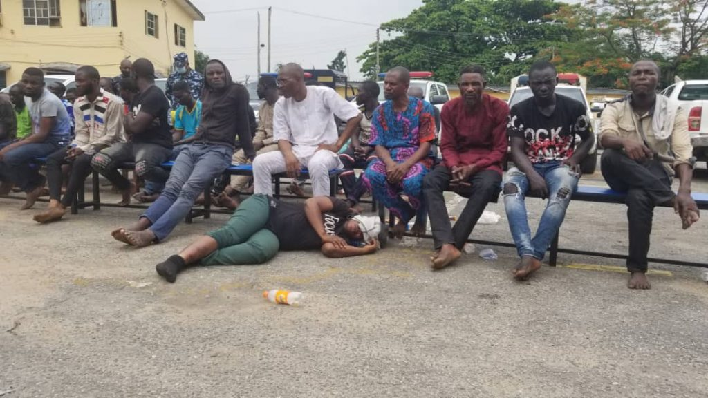 47 Lagos Yoruba Nation Protesters Released From Detention