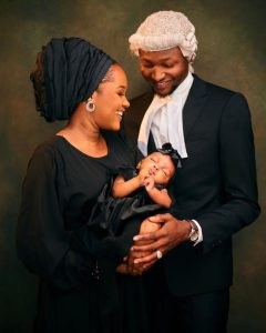 Attorney-General Malami's Son Shares Family Photos As He Is Called To Bar