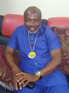 Anambra Union In Rivers Re-Elects Comrade Sunny Chidube As President (Photo)