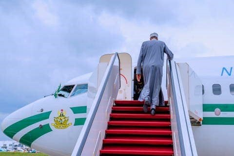 PDP Knocks President Buhari For Travelling To Attend A Virtual Meeting In London