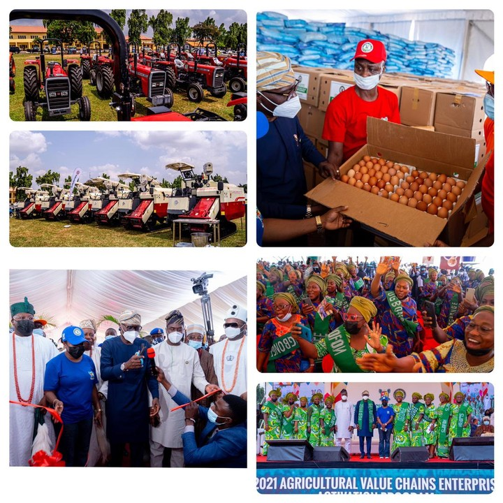 3,000 Women, Youths Benefit In Lagos Agric Investment To Boost Food Security