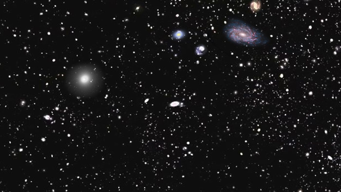 Perhaps there is no problem with different measures of the expansion rate of the universe.