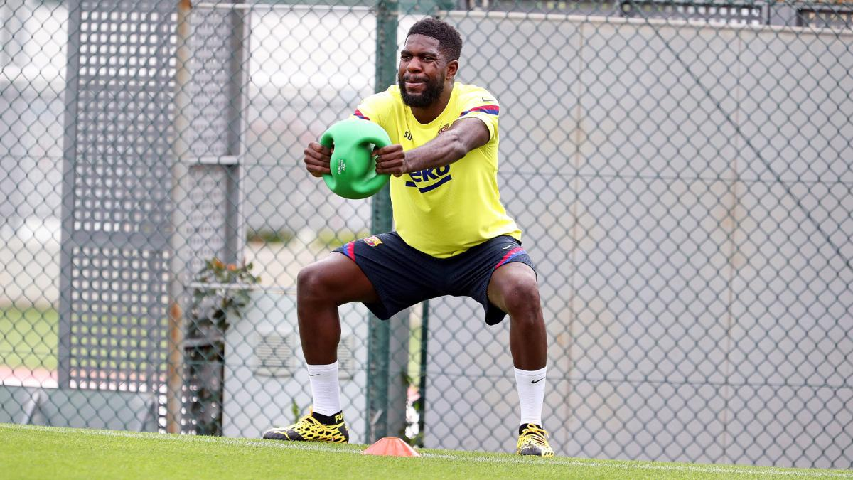 Barca ready to go to FIFA to fire Samuel Umtiti