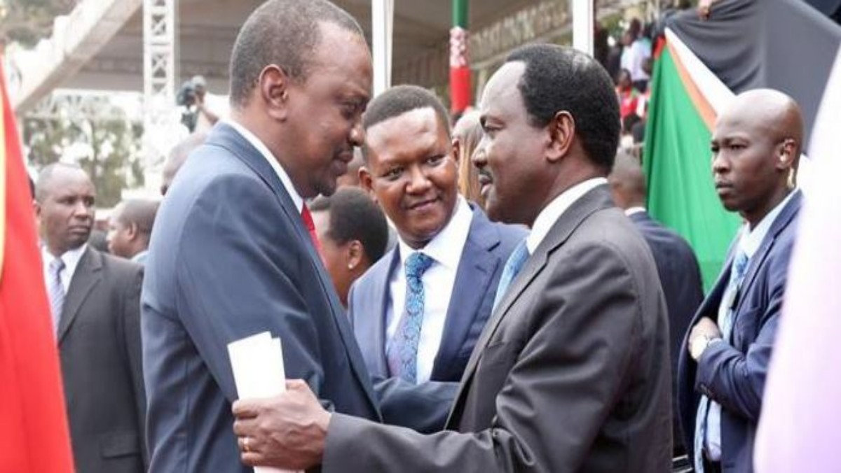 Top 10 News in Brief: Uhuru Scraps Visit  Over Kalonzo's 'Petty Fights' With Governors