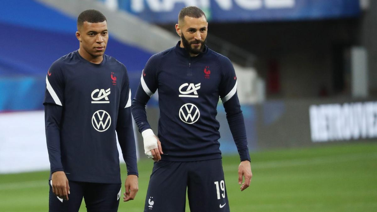 Benzema to convince Mbappé to come to Real Madrid?