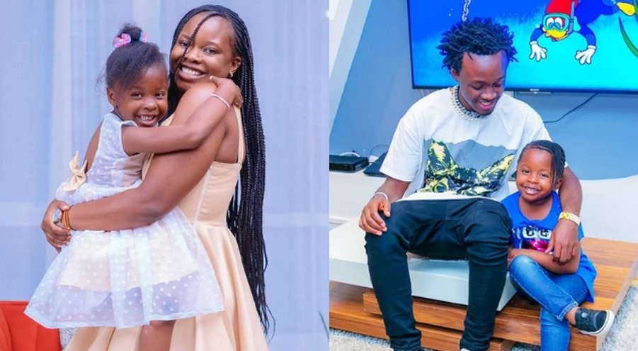 Bahati Asks For Forgiveness From Baby Mama Yvette Obura, She Responds!
