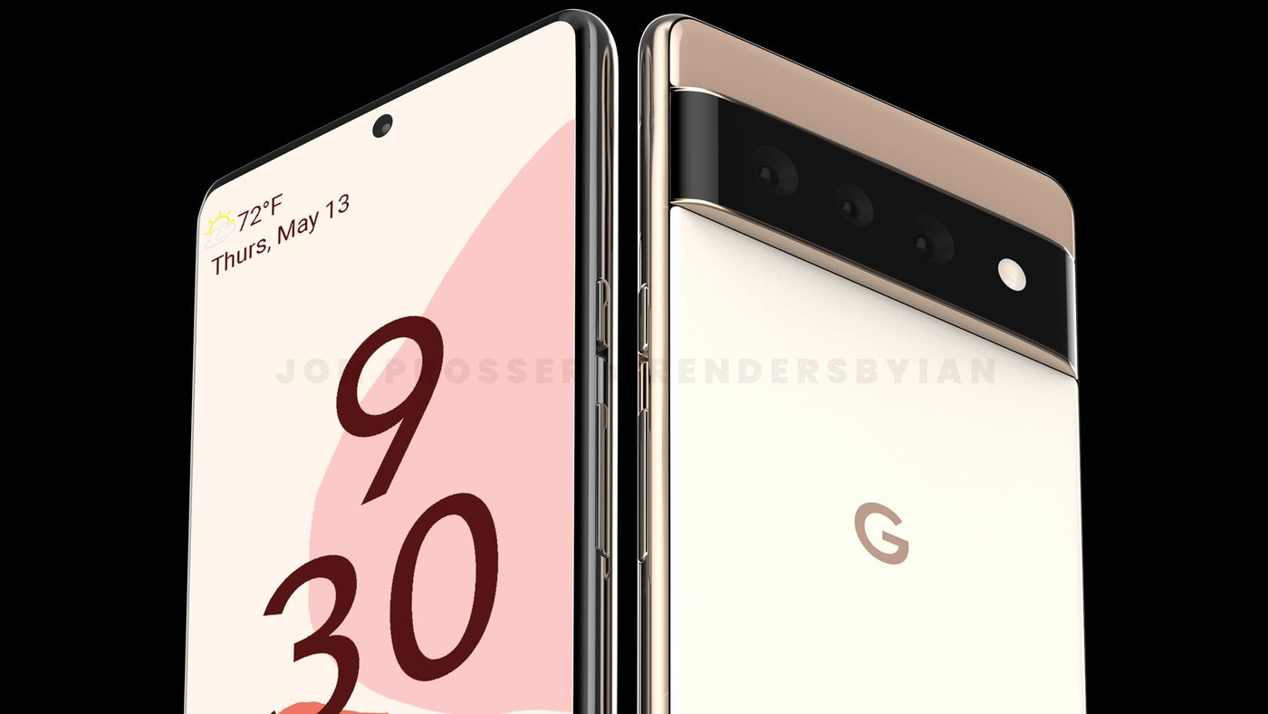 Google Pixel 6 has camera features and screen specs revealed