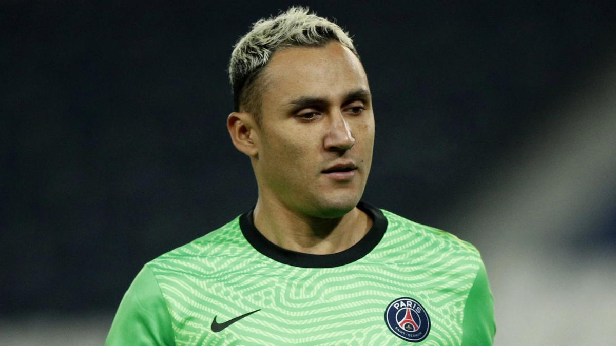 PSG: Gary Lineker is ironic about the situation of Parisian goalkeepers