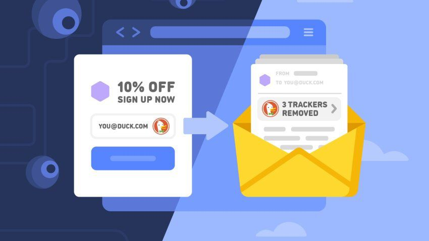 DuckDuckGo creates service that eliminates email message trackers