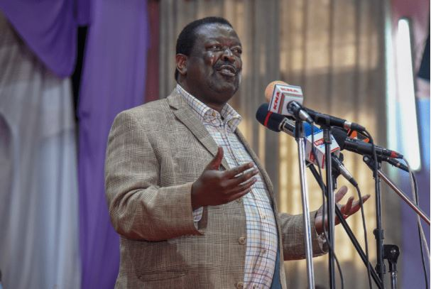Mudavadi: Ruto's Bottom Up Approach Is Dangerous And Will Leave Kenyans Poor If Adopted