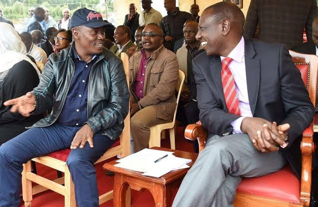 Kabogo Gives Reason Why DP Ruto Needs Him To Win 2022 Presidential Race