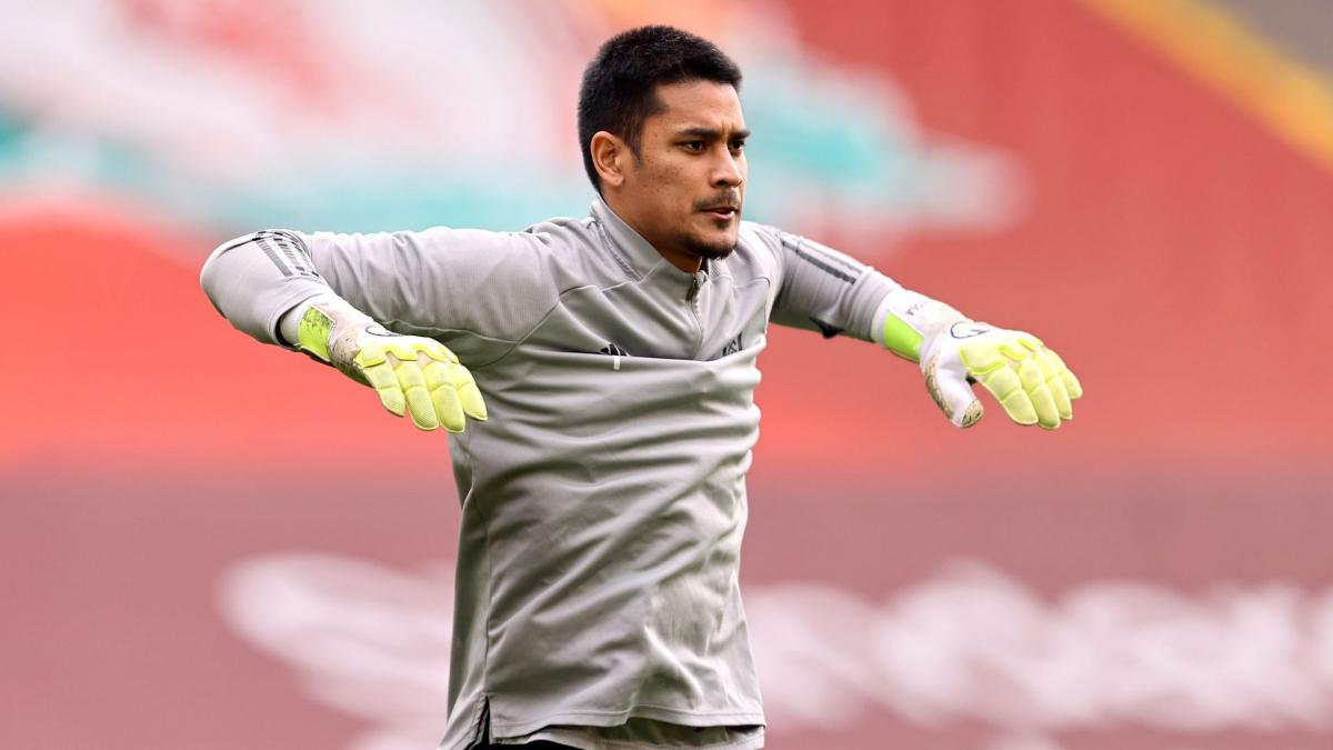 West Ham: Alphonse Areola's first words