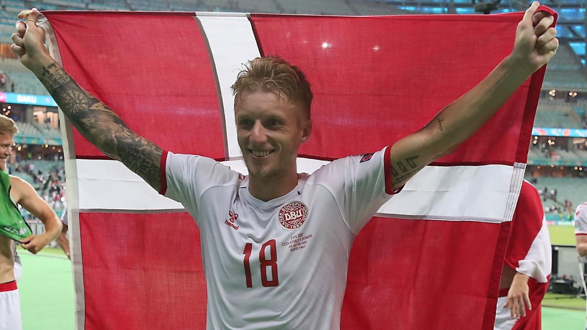 OM: everything will be decided today for Daniel Wass