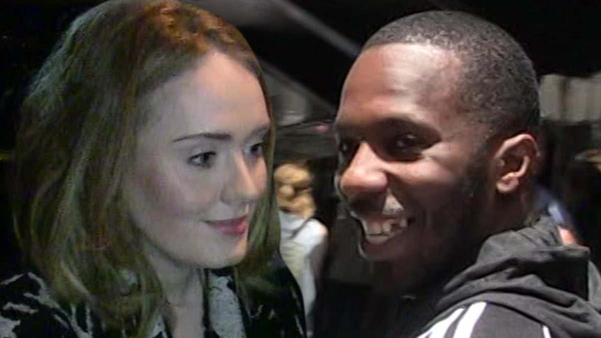 Adele Rumored to Be Dating LeBron James' Agent, Rich Paul